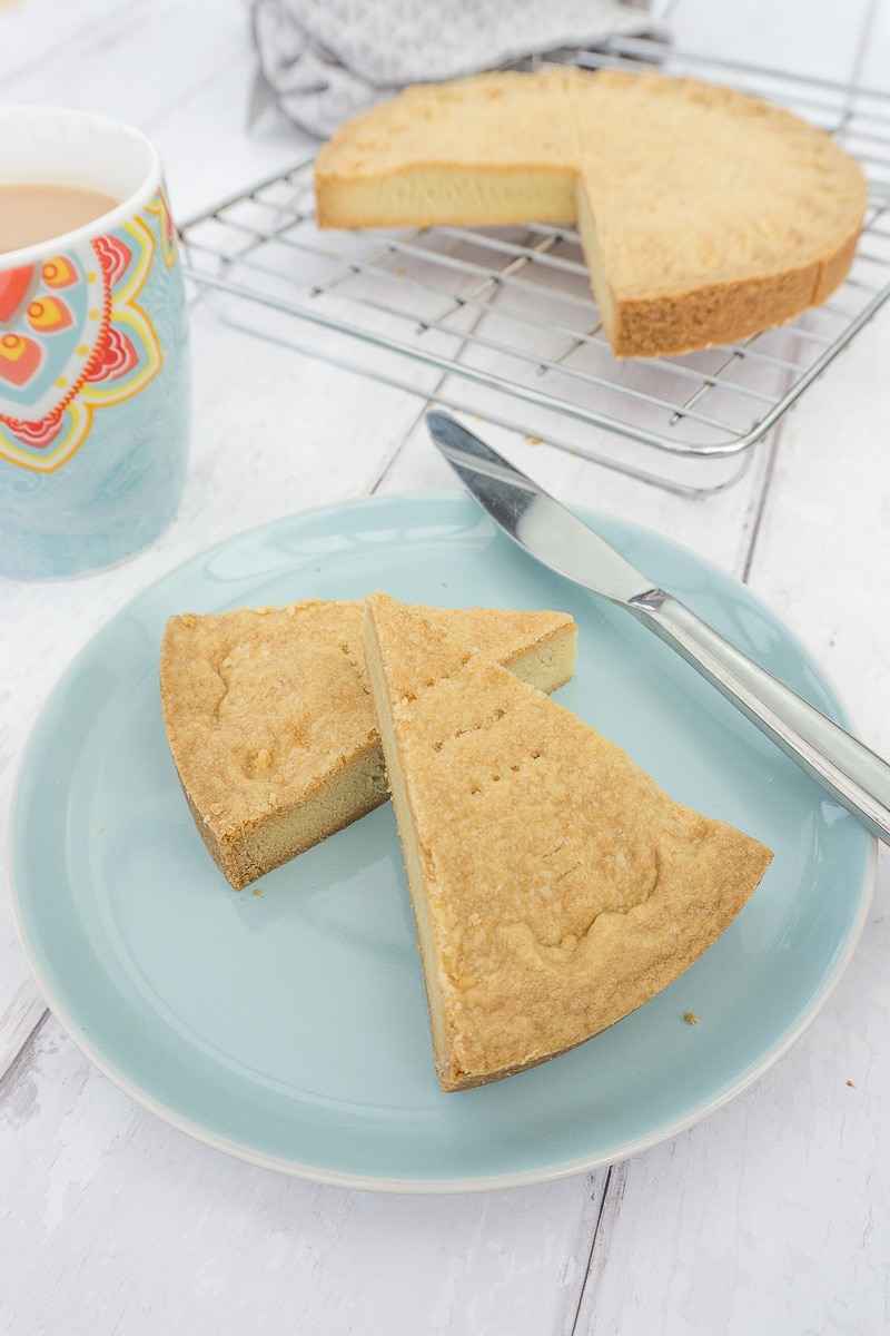 Scottish Shortbread Petticoat Tails Recipe