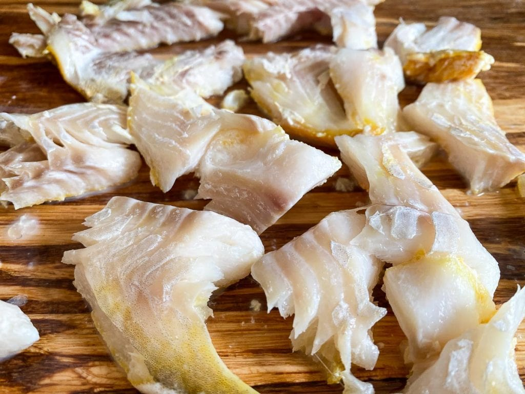 Smoked Haddock for traditional Cullen Skink recipe