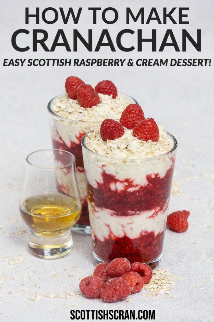 Easy Scottish Cranachan Recipe