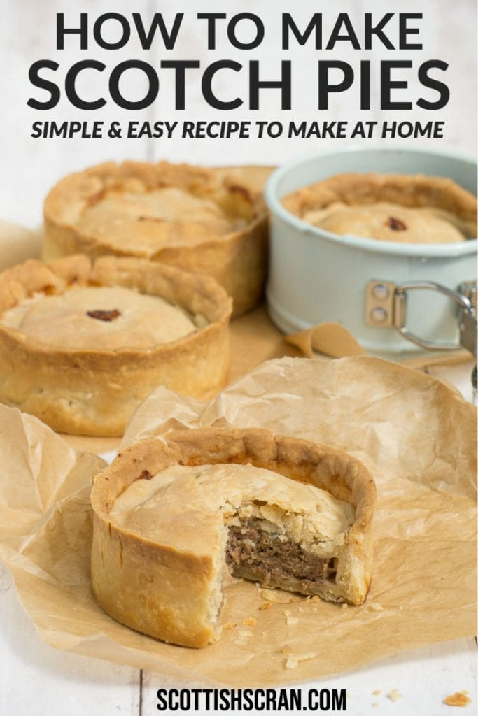 How to make Scotch Pies - Simple and Easy Recipe to make at home