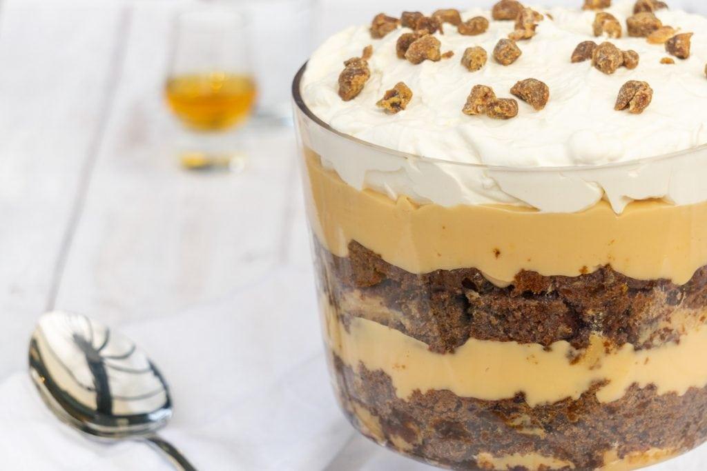 Sticky Toffee Trifle