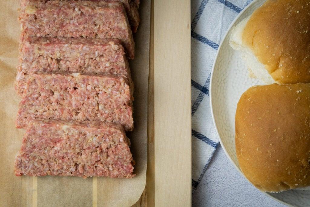 Lorne Sausage Recipe