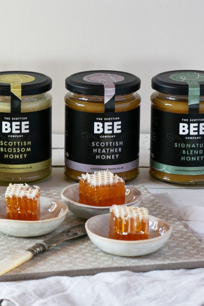 Scottish Bee Company Honey