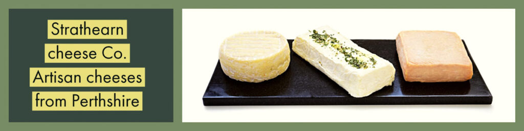 Strathearn Cheese - Local Artisan Scottish Cheesemaker